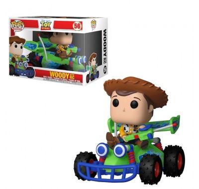 Ковбой Вуди на машинке райд (Woody with RC Rides) из мультика История игрушек