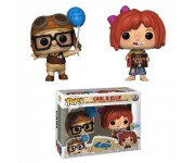 Young Carl and Ellie 2-pack (Эксклюзив SDCC 2019) из мультика Up