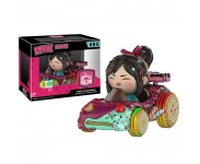 Candy Kart with Vanellope Dorbz Ridez SDCC 2016 (Эксклюзив) из мультика Wreck-It Ralph