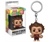 Wreck-It Ralph keychain из мультика Ralph Breaks the Internet: Wreck-It Ralph 2