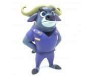 Chief Bogo (1/12) minis из мультфильма Zootopia