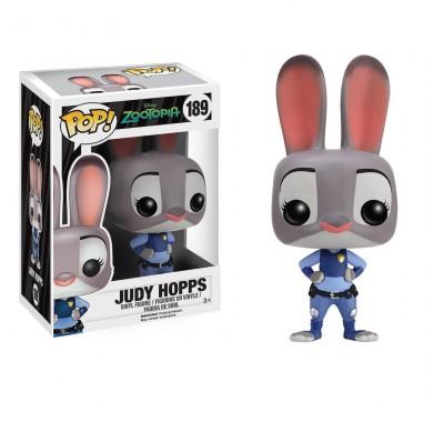 Джуди Хопс (Judy Hopps (Vaulted)) из мультика Зверополис