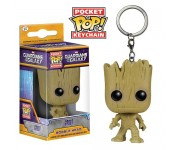 Groot keychain из фильма Guardians of the Galaxy