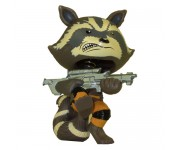 Rocket Racoon Angry Face минник из киноленты Guardians of the Galaxy