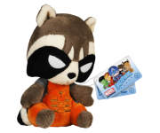 Rocket Racoon Mopeez Plush из киноленты Guardians of the Galaxy