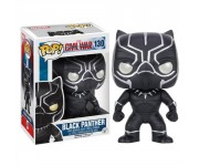 Black Panther (Damage Box) из фильма Captain America: Civil War