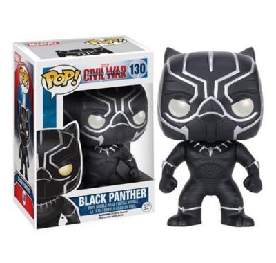Чёрная Пантера (Black Panther (Damage Box)) из фильма Первый мститель: Противостояние