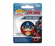 Captain America Pin из киноленты Captain America: Civil War