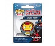 Iron Man Pin из киноленты Captain America: Civil War