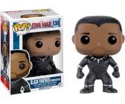 Black Panther Unmasked (Эксклюзив) из киноленты Captain America: Civil War