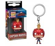 Captain Marvel Masked Keychain из фильма Captain Marvel
