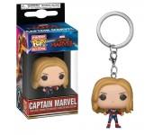 Captain Marvel Unmasked Keychain из фильма Captain Marvel