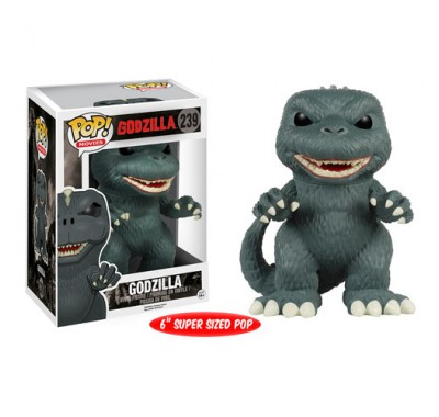 Godzilla 6-Inch из киноленты Godzilla