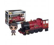 Harry Potter with Hogwarts Express из фильма Harry Potter