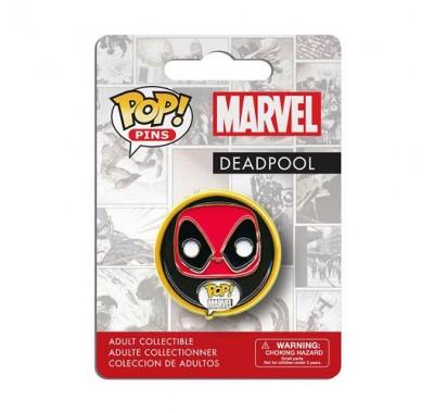 Дэдпул значок (Deadpool Pin) из комиксов Марвел