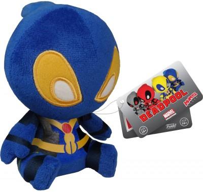 Deadpool Blue Suit Mopeez Plush из вселенной Marvel
