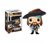 Barbossa из киноленты Pirates of the Caribbean