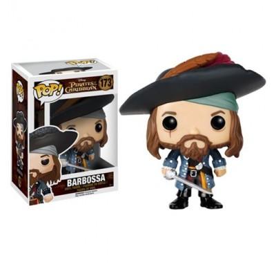 Barbossa из киноленты Pirates of the Caribbean