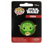 Yoda Pin из вселенной Star Wars