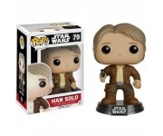 Han Solo из киноленты Star Wars Episode VII
