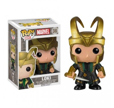 Локи в Шлеме (Loki with Helmet) из фильма Тор: Царство тьмы Марвел