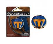 Pin 2 синий из киноленты Tomorrowland