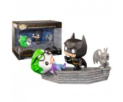 Batman and Joker Movie Moment 80th Anniversary из фильма Batman (1989)