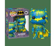 Batman Blue and Yellow Art Series с протектором Stack (Эксклюзив Target) из комиксов DC Comics