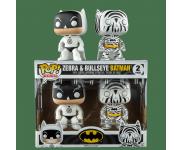 Batman Zebra and Bullseye 2-pack (Эксклюзив Hot Topic) (preorder WALLKY P) из комиксов DC Comics