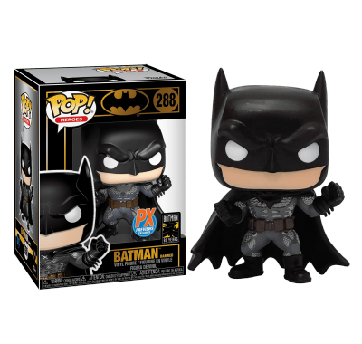 Бэтмен: Проклятый со стикером (Batman Damned 80th Anniversary (Эксклюзив PX Previews)) из комиксов ДС Комикс