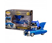 Batman with Batmobile 1950 Metallic Rides (Эксклюзив) 80th Anniversary из комиксов DC Comics