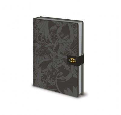 Ежедневник Бэтмен (Batman Montage Notebook) из комиксов ДС Комикс