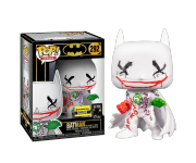 Batman Joker's Wild 80th Anniversary со стикером (Эксклюзив Entertainment Earth) из комиксов DC Comics