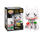Batman Joker's Wild 80th Anniversary со стикером (Эксклюзив Entertainment Earth) из комиксов DC Comics