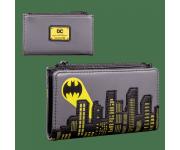 Bat Signal Flap Wallet (PREORDER ZS) из комиксов Batman DC Comics