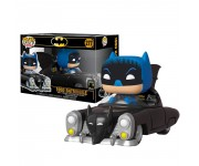 Batman with 1950 Batmobile 80th Anniversary Ride из комиксов DC Comics