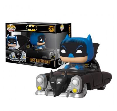 Бэтмен на Бэтмобиле 1950 райд (Batman with 1950 Batmobile 80th Anniversary Ride) из комиксов ДС Комикс