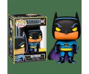 Batman Black Light (Эксклюзив Hot Topic) из комиксов DC Comics