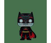 Batman Dia de los Muertos GitD (Эксклюзив Hot Topic) из комиксов DC Comics