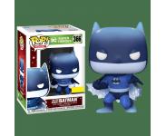 Batman Silent Knight (Эксклюзив Hot Topic) из комиксов DC Comics Holiday