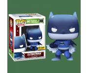 Batman Silent Knight со стикером (Эксклюзив Hot Topic) из комиксов DC Comics Holiday