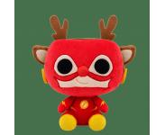 Flash as Rudolph Plush из комиксов DC Comics Holiday