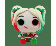 Harley Quinn Elf Plush (PREORDER ZS) из комиксов DC Comics Holiday