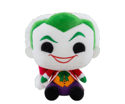 Joker as Santa Plush из комиксов DC Comics Holiday