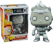 Firestorm White Lantern (Эксклюзив) (preorder WALLKY P) из Justice League DC Comics Funko POP