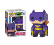 Batgirl 8-Bit Purple (Эксклюзив Barnes and Noble) из сериала Batman (1966) 21
