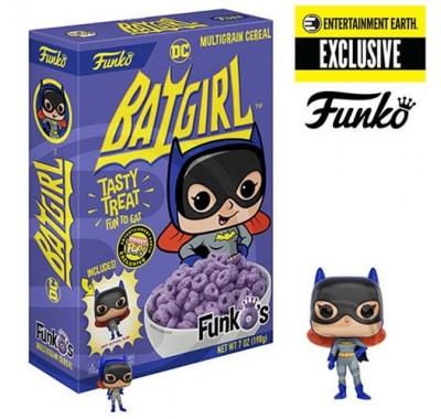 Бэтгёрл завтрак (Batgirl Cereal (Эксклюзив)) из комиксов ДС Комикс