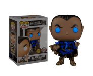 Black Adam with Energy GitD (Эксклюзив Big Apple Collectibles) (preorder WALLKY) из комиксов DC Comics 348