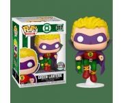 Alan Scott as Green Lantern со стикером (Эксклюзив Specialty Series) из комиксов DC Comics