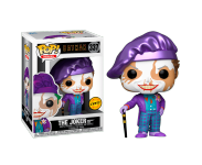 Joker with beret and ruined makeup (PREORDER Mid-Early June) (Chase) из фильма Batman (1989) DC Comics